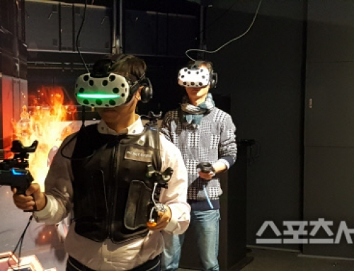 [Sports Seoul] 'Panta VR' becomes an internet cafe for VR games?…Interested in distribution channels of small and medium-sized VR game developers